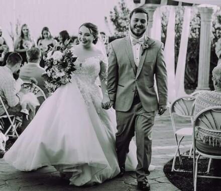 The Rhapsody Kansas City Wedding Venue married