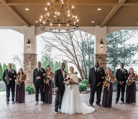 The Rhapsody Kansas City Wedding Venue party