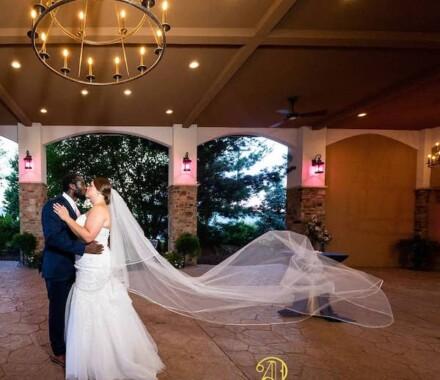The Rhapsody Kansas City Wedding Venue porch