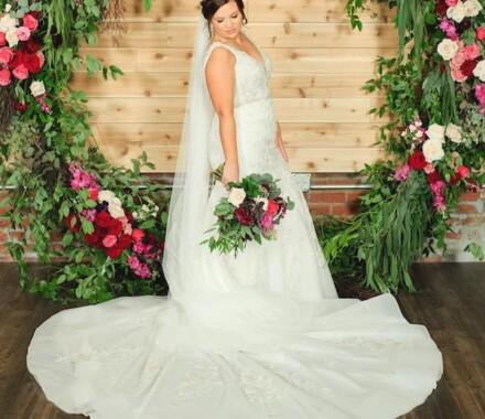 The ie Design House Kansas City Wedding Planner circle