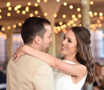 The ie Design House Kansas City Wedding Planner dance