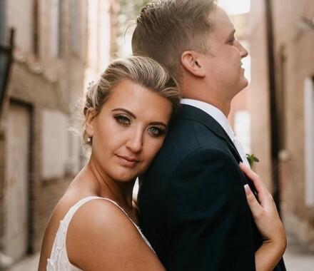 The ie Design House Kansas City Wedding Planner hold