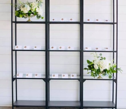 The ie Design House Kansas City Wedding Planner place