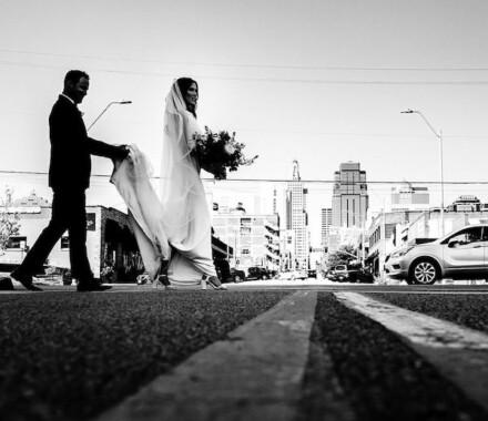 The ie Design House Kansas City Wedding Planner street