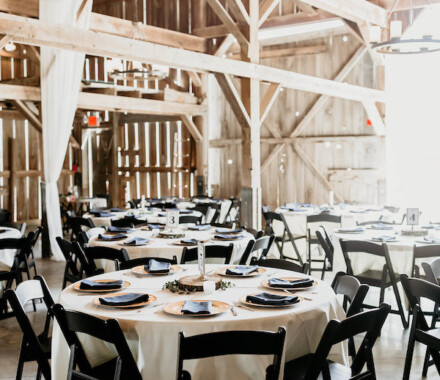 Tobacco Barn Farm Kansas City Wedding Venue barn