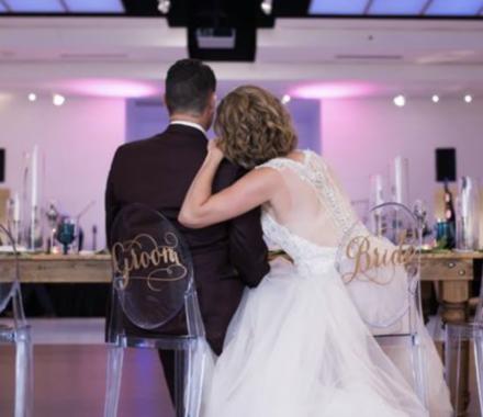 Ultrapom Event Rental Kansas City Wedding chairs