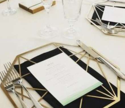 Ultrapom Event Rental Kansas City Wedding gatsby