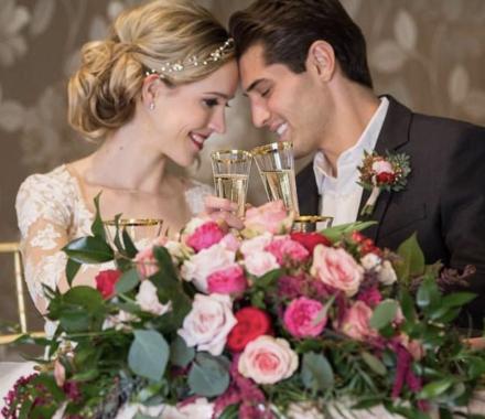 Ultrapom Event Rental Kansas City Wedding linen