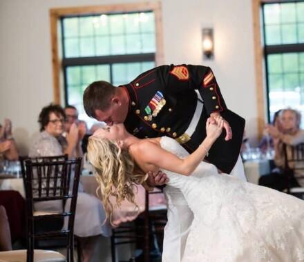 Venue at Willow Creek Kansas City Wedding Venue dip