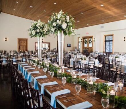 Venue at Willow Creek Kansas City Wedding Venue family