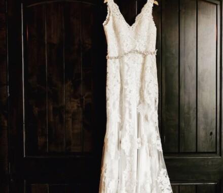 Wedding Coordination by Jeanette Carter Planner Kansas City dress