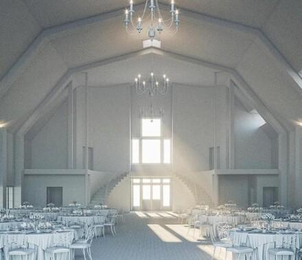 White Iron Ridge Wedding Venue Kansas City wide