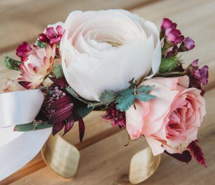 Bel Fiore Farm and Floral Wedding Kansas City Florist boutineer