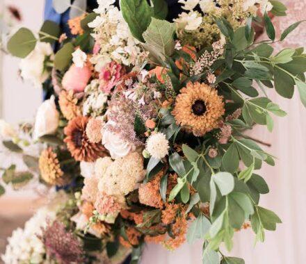 Bel Fiore Farm and Floral Wedding Kansas City Florist bundle
