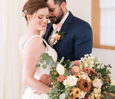 Bel Fiore Farm and Floral Wedding Kansas City Florist corner