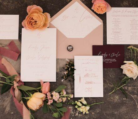 Bel Fiore Farm and Floral Wedding Kansas City Florist flat