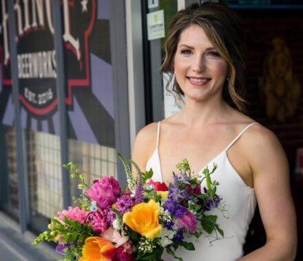 Bel Fiore Farm and Floral Wedding Kansas City Florist front