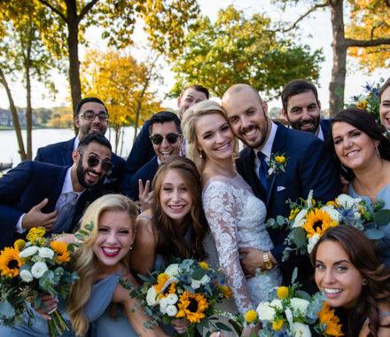 Bel Fiore Farm and Floral Wedding Kansas City Florist party