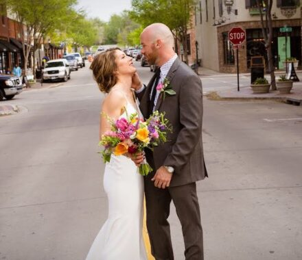 Bel Fiore Farm and Floral Wedding Kansas City Florist street