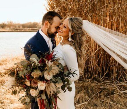 Allison + Brent Married