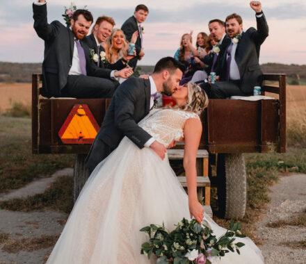 Effjay Photography Kansas City Photographer Wedding dip