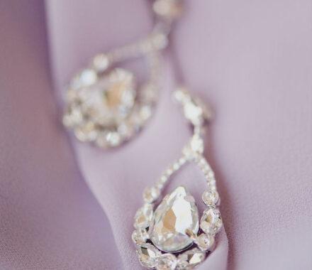 Effjay Photography Kansas City Photographer Wedding earrings