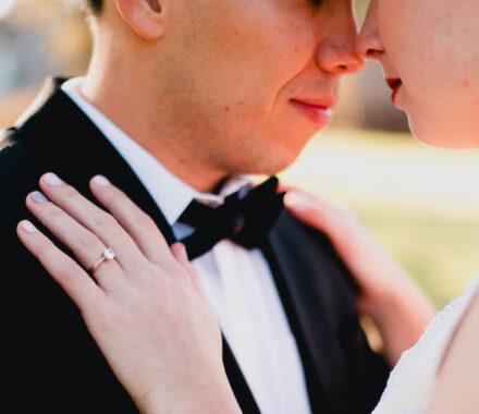 Effjay Photography Kansas City Photographer Wedding lapel