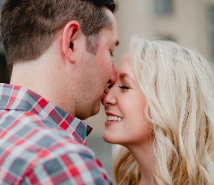 Effjay Photography Kansas City Photographer Wedding nose