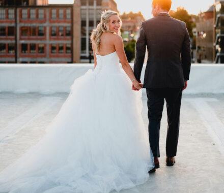 Effjay Photography Kansas City Photographer Wedding roof