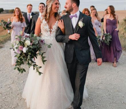 Effjay Photography Kansas City Photographer Wedding walk