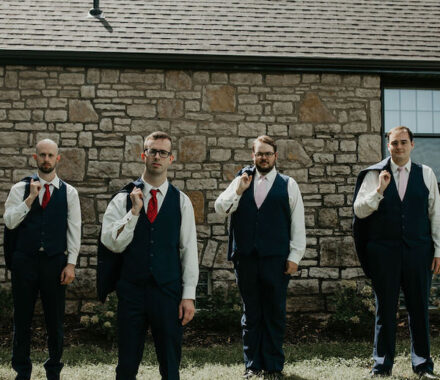 Erishyll Mae Photography Kansas City Wedding boys