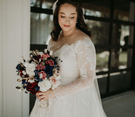 Erishyll Mae Photography Kansas City Wedding bride