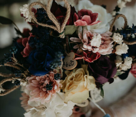 Erishyll Mae Photography Kansas City Wedding flowers