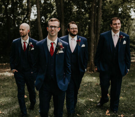 Erishyll Mae Photography Kansas City Wedding guys