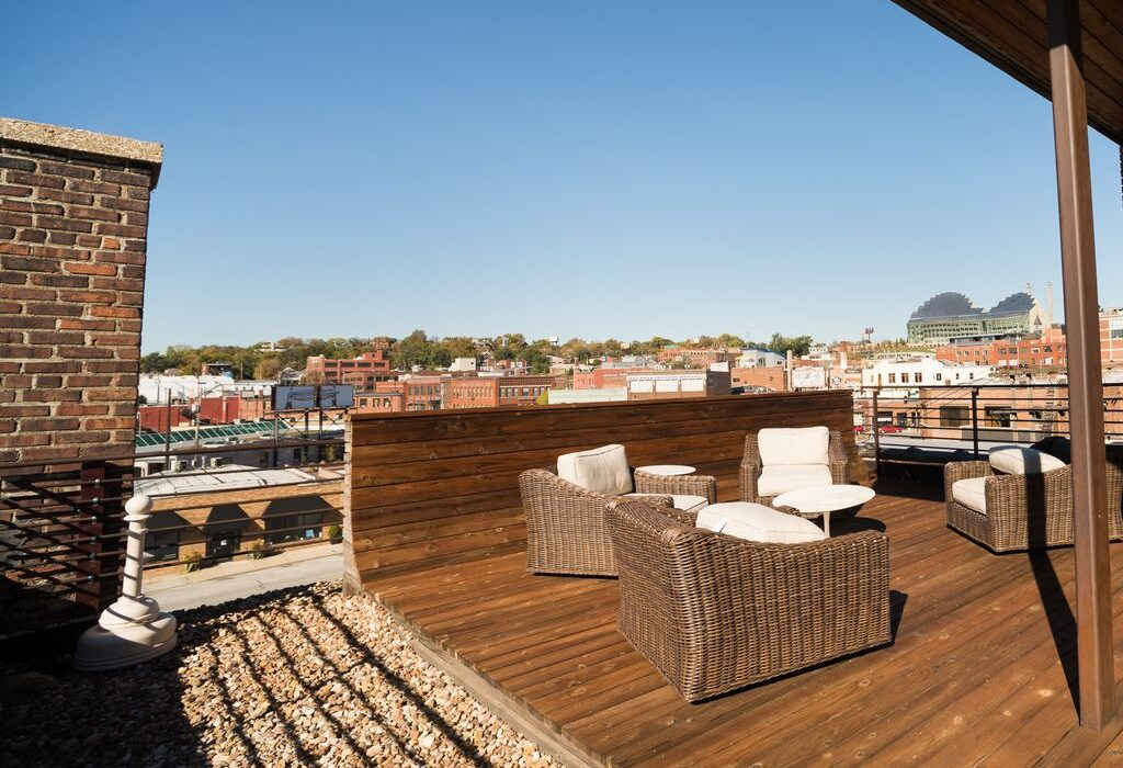 The Rieger Penthouse