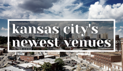 Kansas City's Newest Venues for Weddings